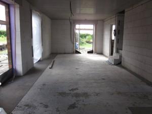 2012-08-07 Die Stuetzen sind raus aus dem Haus