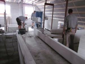 2012-08-16 Innenmauern im OG