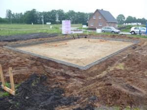 2012-06-15 Fertig ist das Fundament