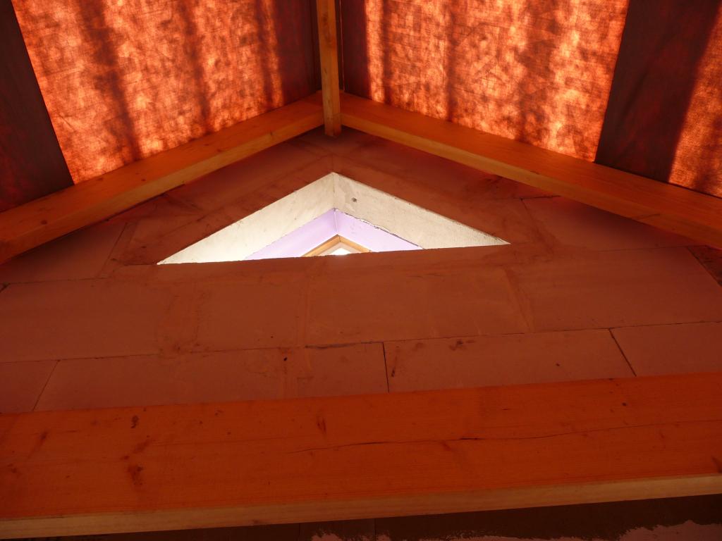 Vorbereitung für das Dreiecksfenster