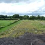 180°-Blick auf das Feld vom Spitzboden aus - Bild 5