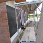 Vorbereitung Nordwand am 16.07.2012