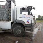 Der Gerüsttransporter aus Rendsburg