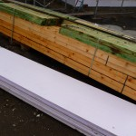 Holz und irgendwelche Dämmung