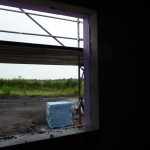 Fenster im Arbeitszimmer
