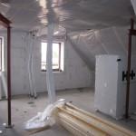 Dampfbremsbahn Schlafzimmer