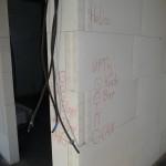 Elektroplanung im Haus (Küche/Essbereich)