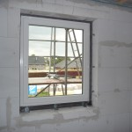 Fenster im OG: Badezimmer