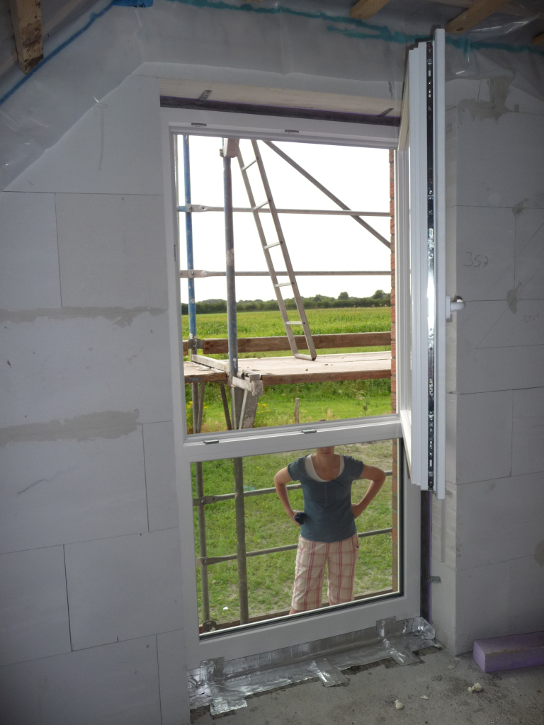 Fenster im OG: Kinderzimmer 1