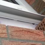 Spitzbodenfenster von draußen