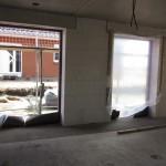 Terrassentüren im Esszimmer