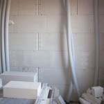 Innenmauern Schlafzimmer