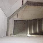 Treppenraum von oben