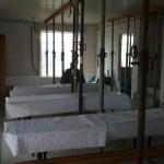 Vorbereitungen im Ess- und Wohnzimmer