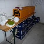 45 Liter superleckere Gulaschsuppe