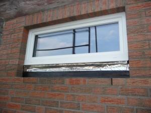 Sohlbankvorbereitung HTR-Fenster