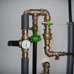 Wasserhausanschluss mit 6bar Dauerdruck