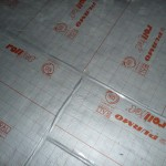 Fußbodendämmung im OG (25.09.2012)