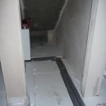 Fußbodendämmung im Harry-Potter-Zimmer (26.09.2012)