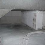 Untermauerte Treppe (hatte ich noch kein Bild zuvor, meine ich)
