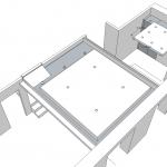 Konzept abgehängte Decke v0.5 - Blick von oben