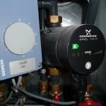 Pumpe aktivieren