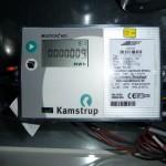 Blick auf den Energieverbrauch am Tag 1 (22.10.2012)
