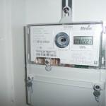 Stromverbrauch am Tag 1 (22.10.2012)
