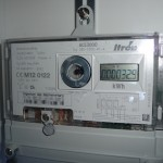 Stromverbrauch am Tag 2 (23.10.2012)