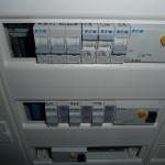 Die ersten Automaten und Fehlerschutzschalter (FI)