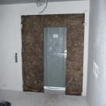 Unsere gedämmte Tür vom 27.10.2012 hält das Haus gut nach Norden hin dicht
