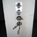 Steckdosen, Schalter, Netzwerk, Temperaturregler oder nur Löcher