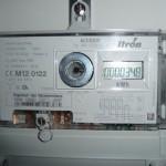 Stromverbrauch am 26.10.2012