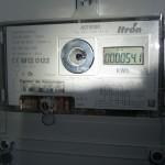 Stromverbrauch am 29.10.2012 - Hier lief der Trockner den ersten Tag