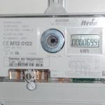 Stromverbrauch am 30.10.2012