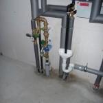 Bauwasserhahn und ein neuer Überlaufablauf?