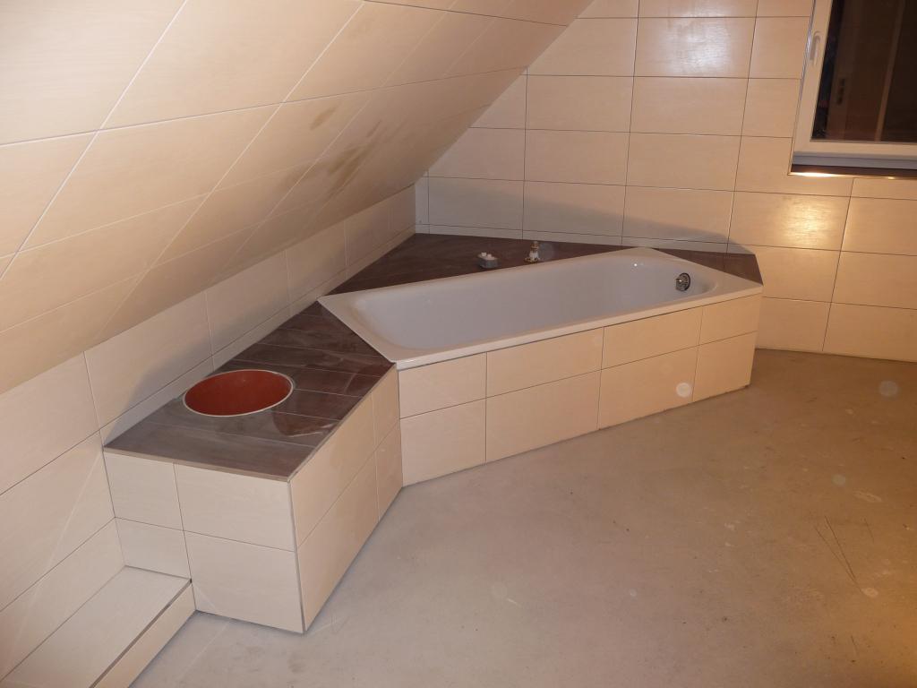 abermauerung mit offenem eingefliesten w scheschacht jetzt wird gebaut bautagebuch. Black Bedroom Furniture Sets. Home Design Ideas