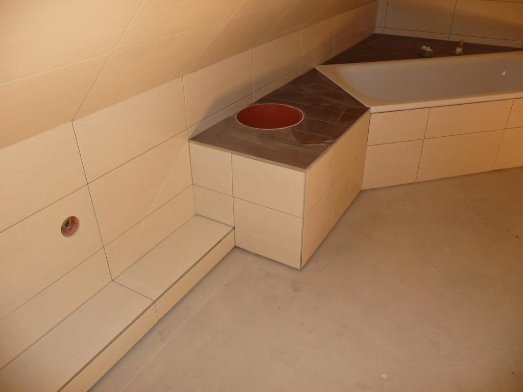 Rohrschacht des Toilettenabwasserkanals