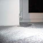 Ein paar Millimeter mehr Platz für das zweite Türelement bei der nächsten Tür