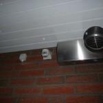 Außenlampen, Belüftungsanalge, Bewegungsmelder, Temperaturfühler
