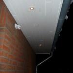 LED Spots draußen, andere Seite
