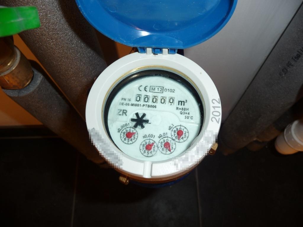 Die Wasseruhr - wir starten wirklich bei 0!