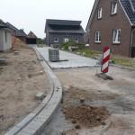 Nörrmark: Baustraßen werden langsam zu echten Straßen