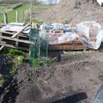 Unsere geretteten Pflanzen und Baureste